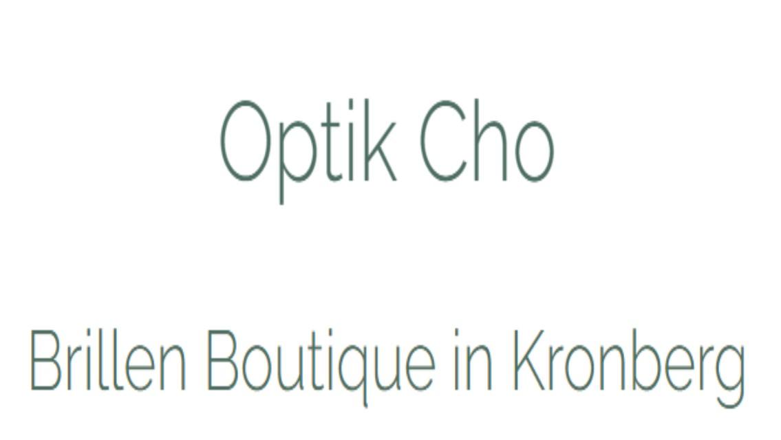 옵틱조(Optik Cho)