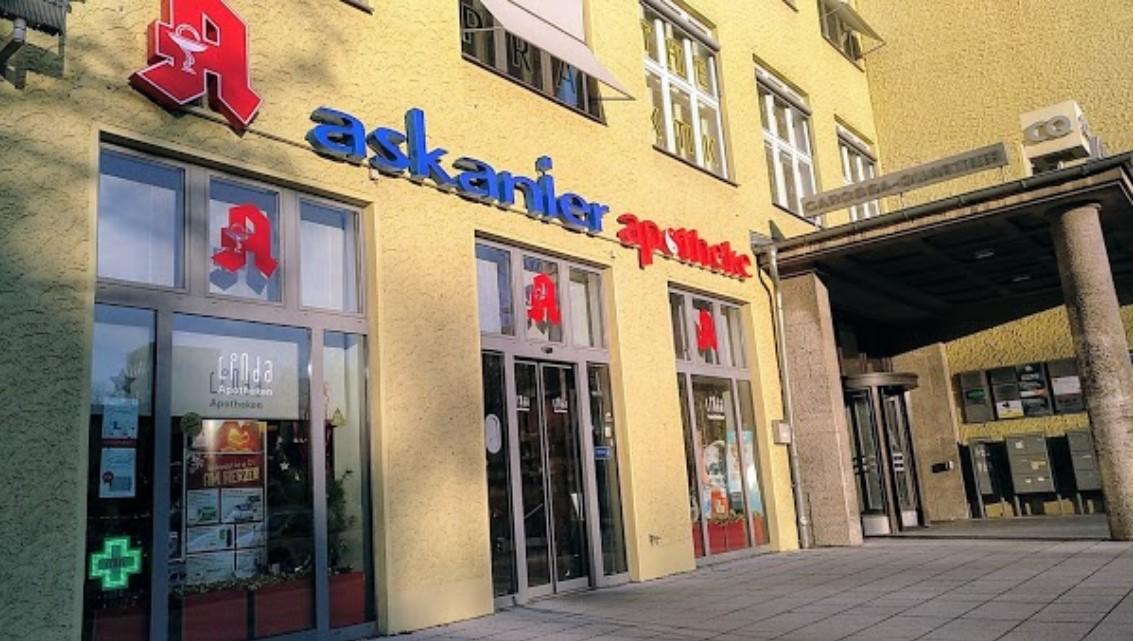 LINDA-Askanier Apotheke(정남희 약국)
