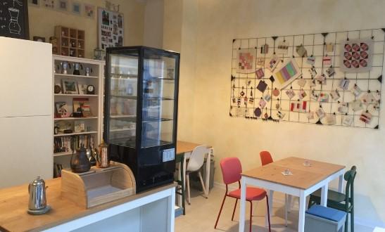 규방 까페 ( Kyu Bang Cafe)